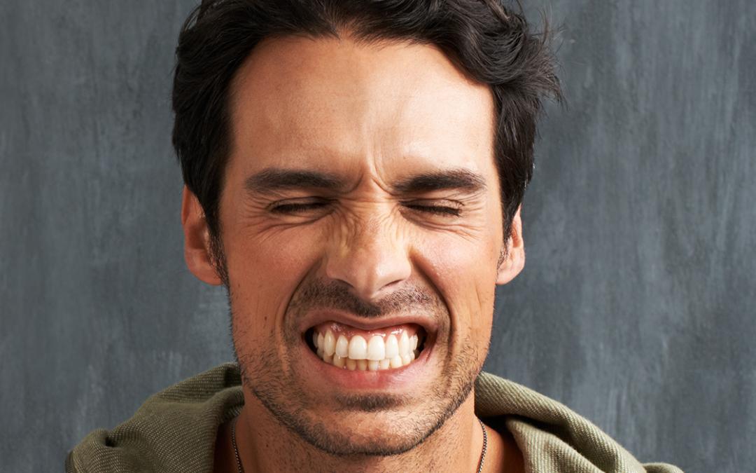 The Dangers of Teeth Grinding