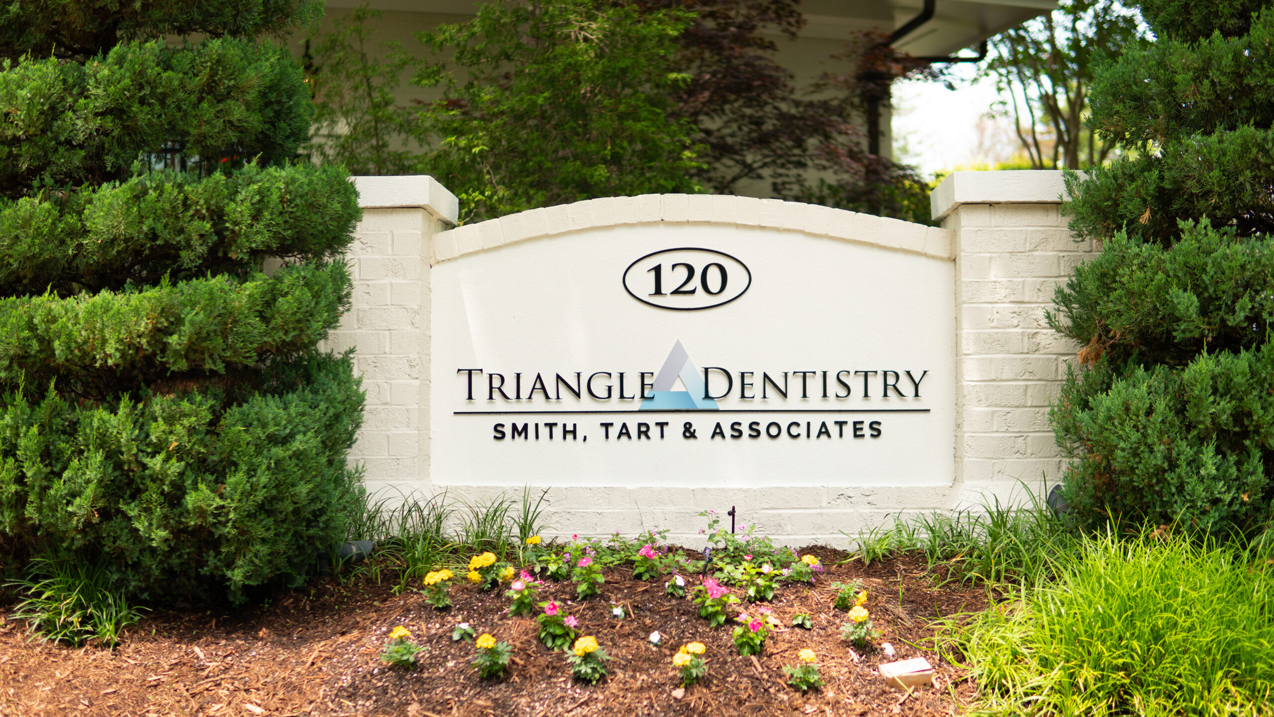 North Raleigh Dentist Office Triangle Dentistry Smith Tart