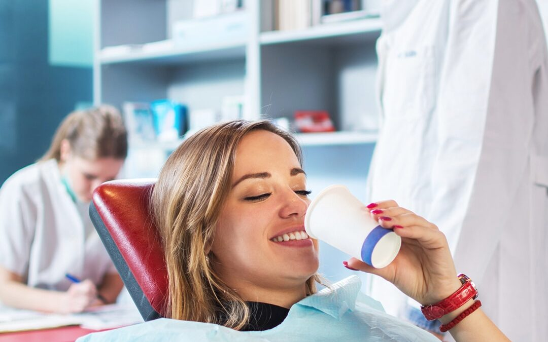 What Does In-Office Fluoride Varnish Do?